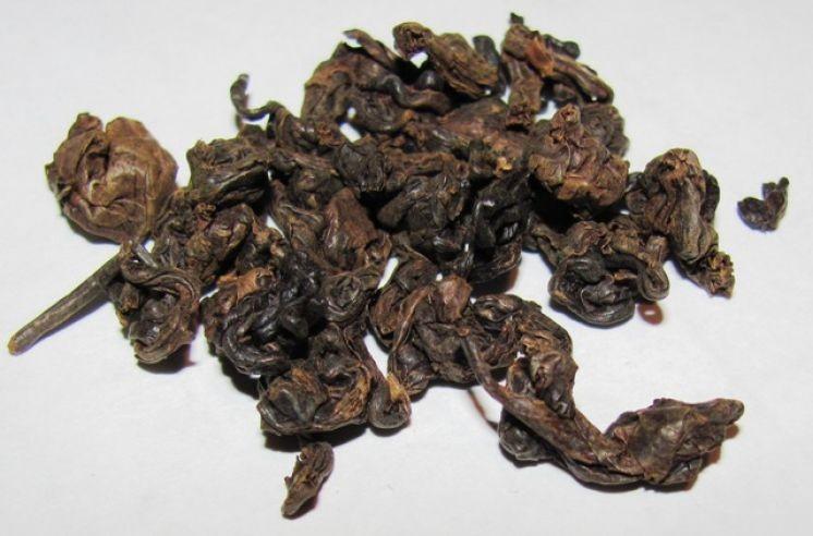 Тайваньский чай Рубиновый Габа чай (Ruby Gaba Oolong)