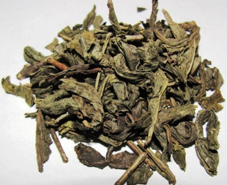 """""""Рица"""" - абхазский зелёный чай."""