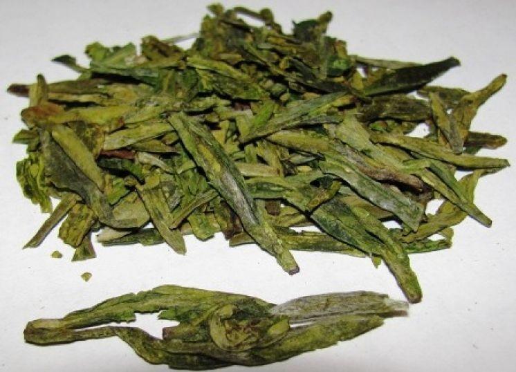 Лунцзин - классический китайский чай.