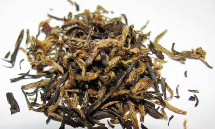 """Красный чай производста китайского бренда """"Юэхуа"""""""