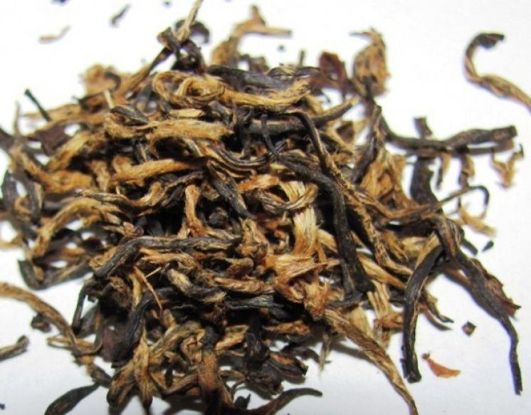Красный чай фирмы TAIMUFUDA