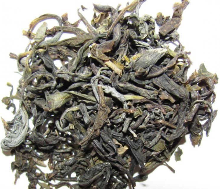 Зелёный чай 2006 года