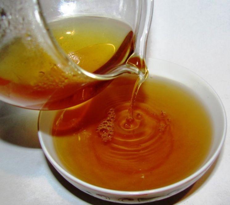 """Чёрный (красный) тайваньский чай """"Шёлковые локоны"""""""