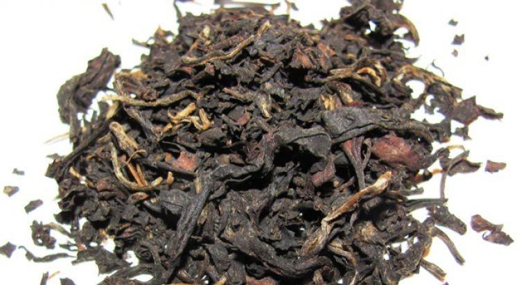 Чёрный (красный) российский чай