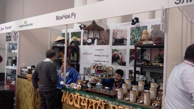 В Москве прошла большая 24-ая Международная выставка продуктов питания World Food.