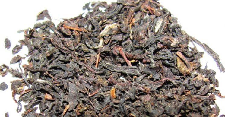 Красный чай из загашников