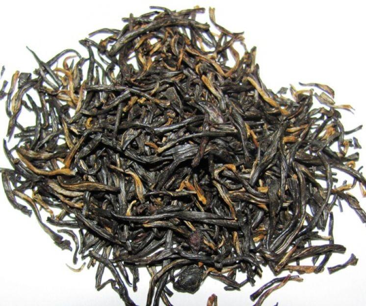 Цзинь Цзюнь Мэй - золотые брови красный чай