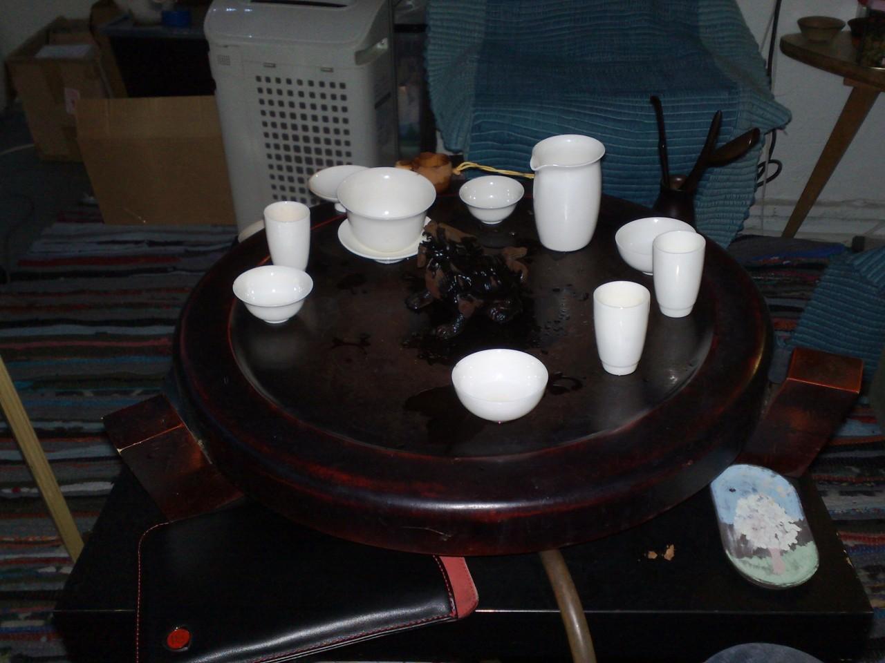 3 чая в Tea3 (конец ноября 2014 г)