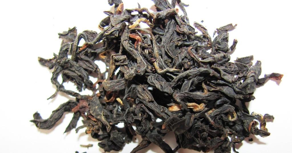 """Джин Хуан Хон - красный (чёрный) чай от """"Мэй Зест Ко"""", Тайвань. (2015 год)"""