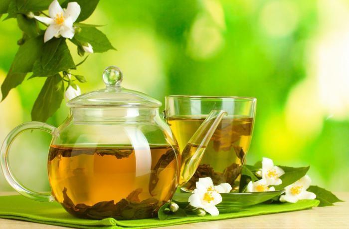 Чай и его польза для организма человека.