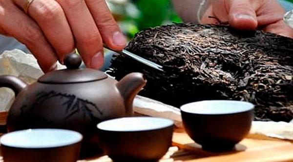 Чай и его полезные свойства для организма человека.