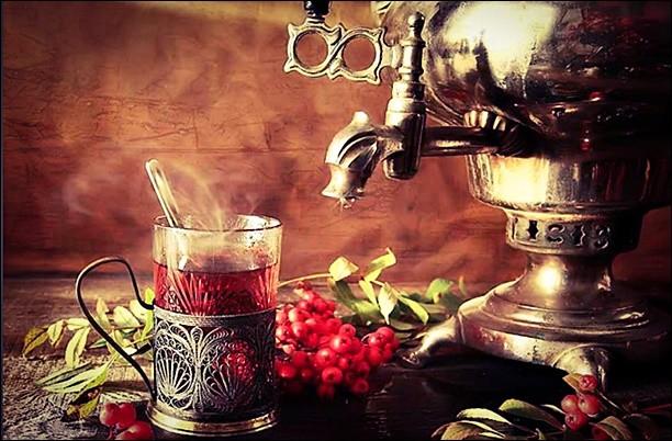Традиционные русские напитки. Сбитень и квасы. «Дивий мёд».
