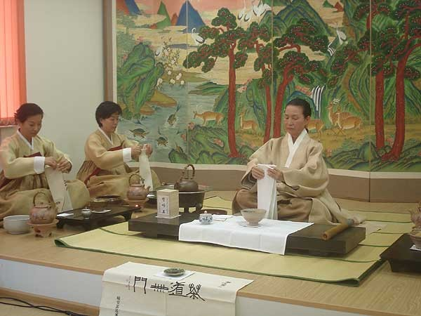 Общая история и культура чая. Чай в Китае и Корее.