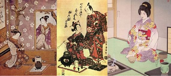 Влияние чая на культуру и сельхоз производство в Китае.