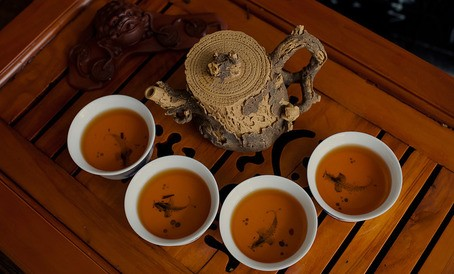 Китайский чайный фарфор и керамика.
