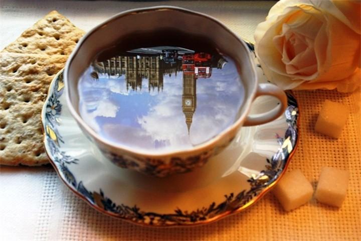 Кто привёз чай в Англию?
