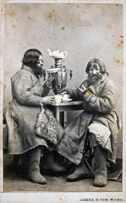 Кто пил чай в России. Часть 2