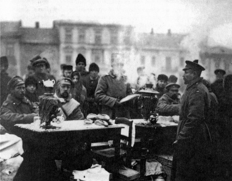 Чай в армии. Часть 2.