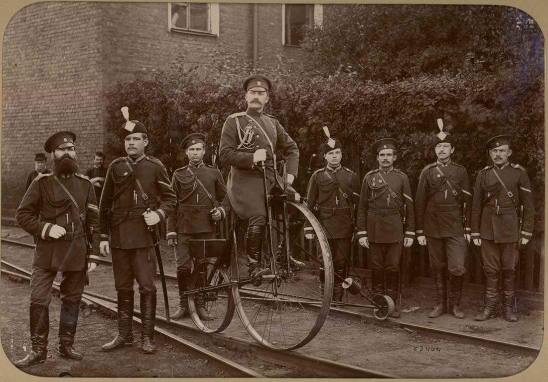 Чай в армии и кадетских корпусах (до 1917 г.)