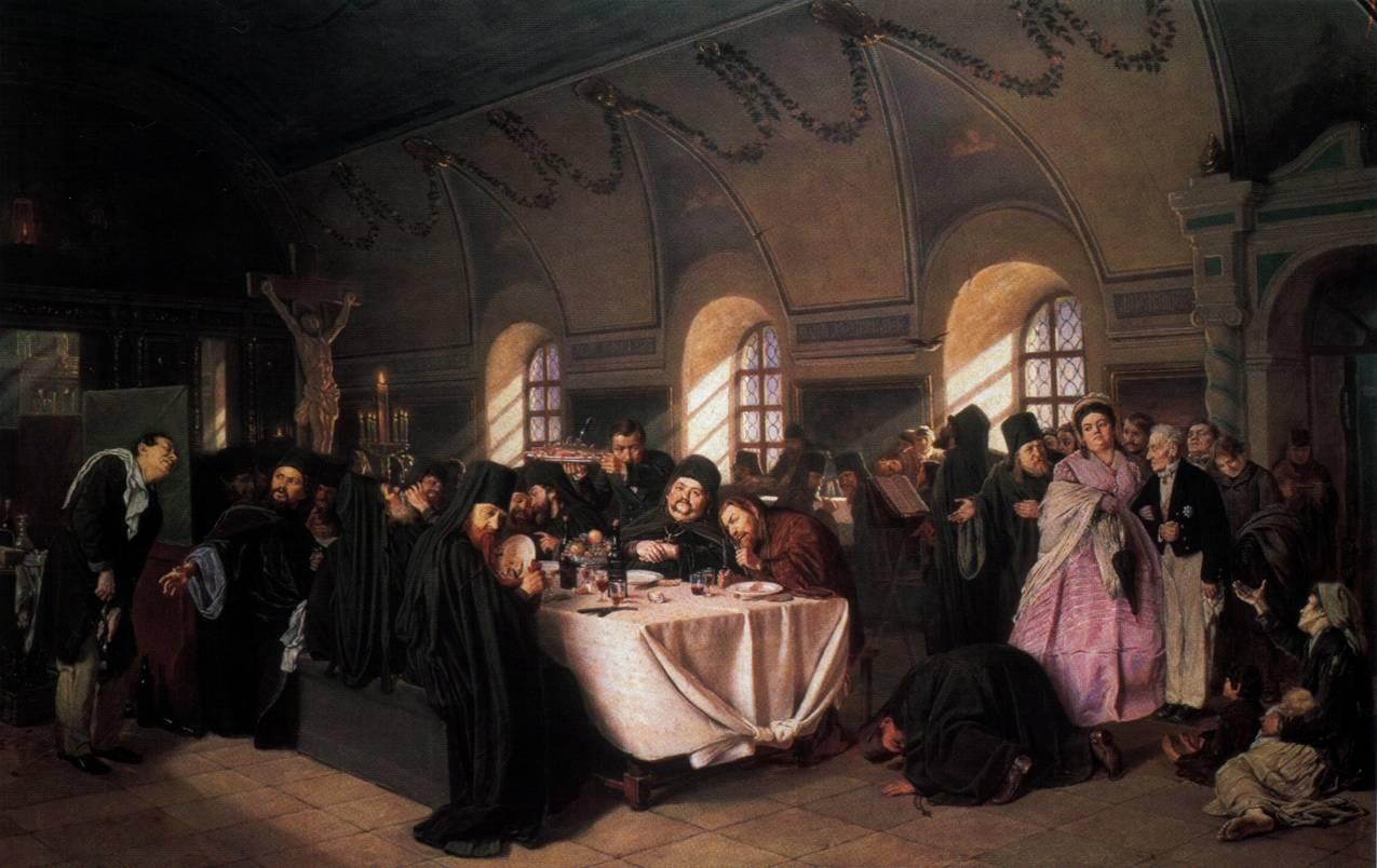 Борьба с чаем. Чай и русская православная церковь.