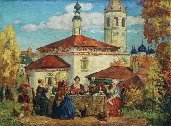 Чай и Русская Православная Церковь (РПЦ).