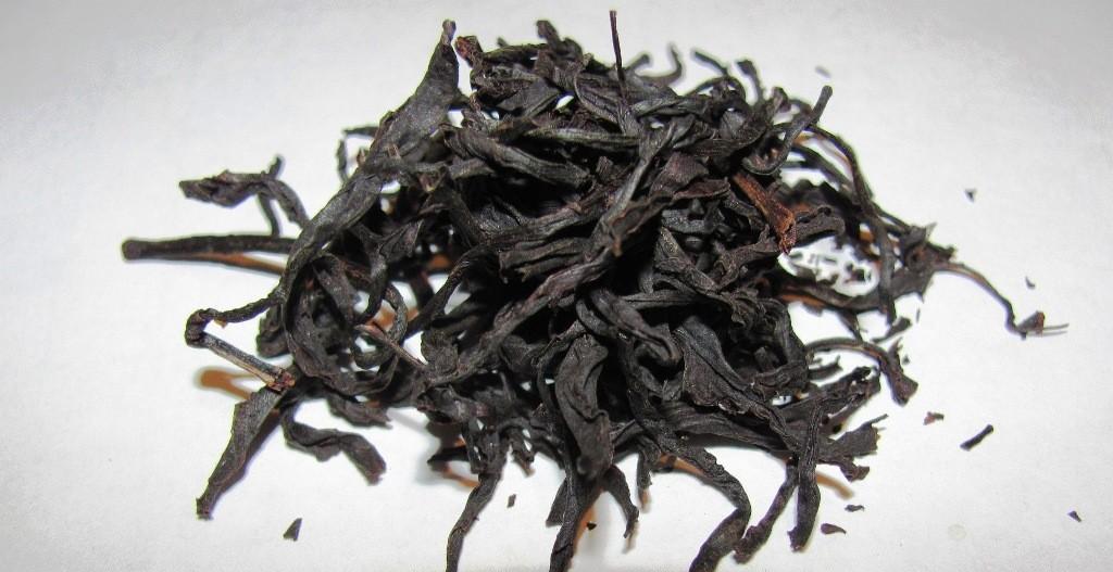 "Руби Чёрный (красный) чай от ""Мэй Зест Ко"", Тайвань."