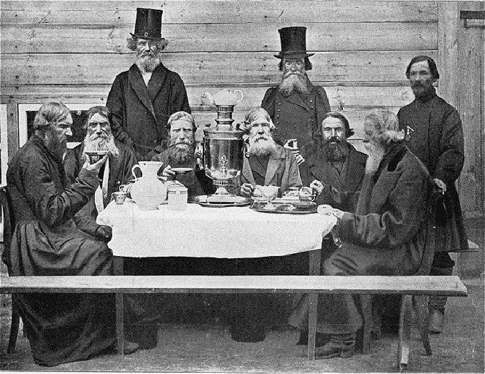 Влияние чая на общество.