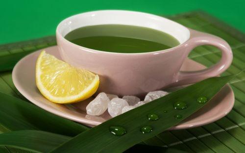 Чай с лимоном, немного истории