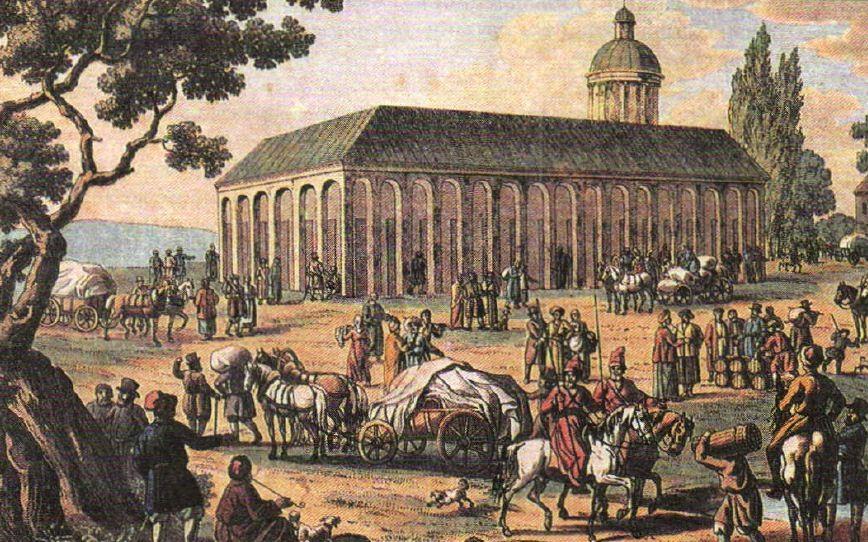 Источники поступления чая на общероссийский рынок и ключевые пути транспортировки чая внутри Российской империи.