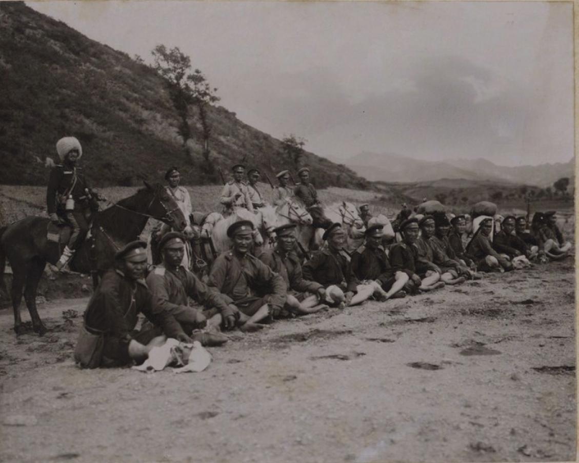 Чайная торговля России в период русско-японской войны 1904 – 1905 гг.