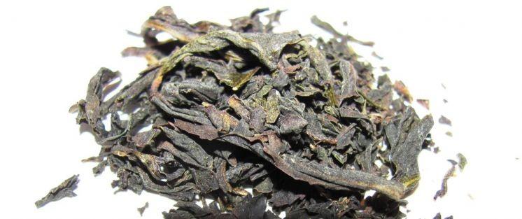 Цихун Сунчжень - сосновые иглы из Цы Мэнь красный чай