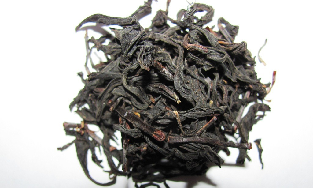 "Су Джи Хон чёрный (красный) чай от ""Мэй Зест Ко"", Тайвань."