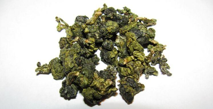 """ГАБА Алишань зелёный чай от """"Мэй Зест Ко"""", Тайвань. Alishan GABA green tea from May Zest Tea Co., LTD"""