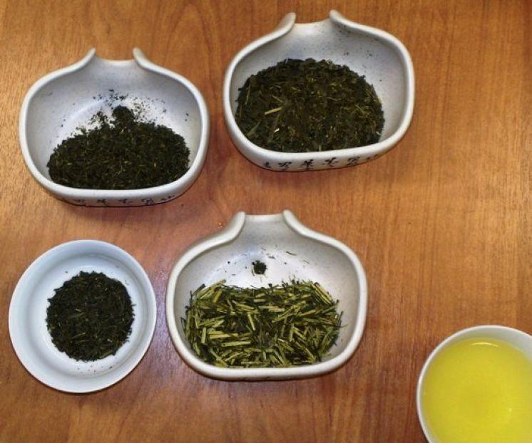 Японский чай и тайваньские печеньки