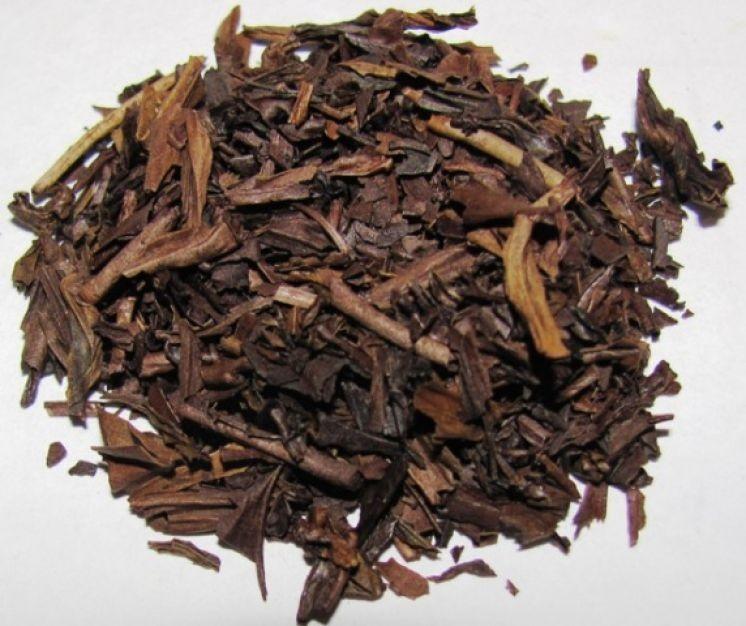 """Японский красный хотзи ча от чайного проекта """"Tea3""""."""